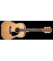Fender CD-60 Dreadnought V3 w/ Case Natural 097-0110-221