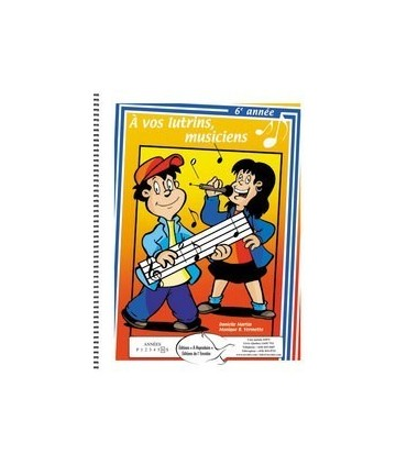 Vos Lutrins, Musiciens - Grade 6