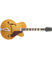 Gretsch G100BKCE Synchromatic Archtop Single-Cut with Synchromatic Tailpiece Natural 251-5831-521