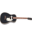 Gretsch G9520E Gin Rickey Acoustic/Electric with Soundhole Pickup Smokestack Black 270-5000-506