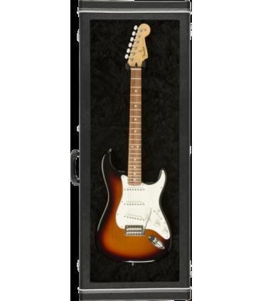 Fender Guitar Display Case Black Tolex 099-5000-306
