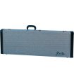 Fender G&G Deluxe Hardshell Cases - Stratocaster©/Telecaster© Black Tweed with Black Interior 099-6101-406
