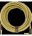 Fender Deluxe Series Instrument Cable, Tweed Tweed 099-0820-078