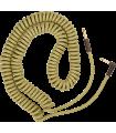 Fender Deluxe Series Coil Cable, Tweed, 30' Tweed 099-0823-050