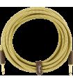 Fender Deluxe Series Instrument Cable, Tweed Tweed 099-0820-084