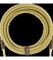 Fender Deluxe Series Instrument Cable, Tweed Tweed 099-0820-081