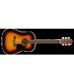 Fender CD-60 Dreadnought V3 w/ Case Sunburst 097-0110-232