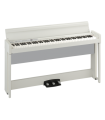 Korg C1AIR White Digital Piano