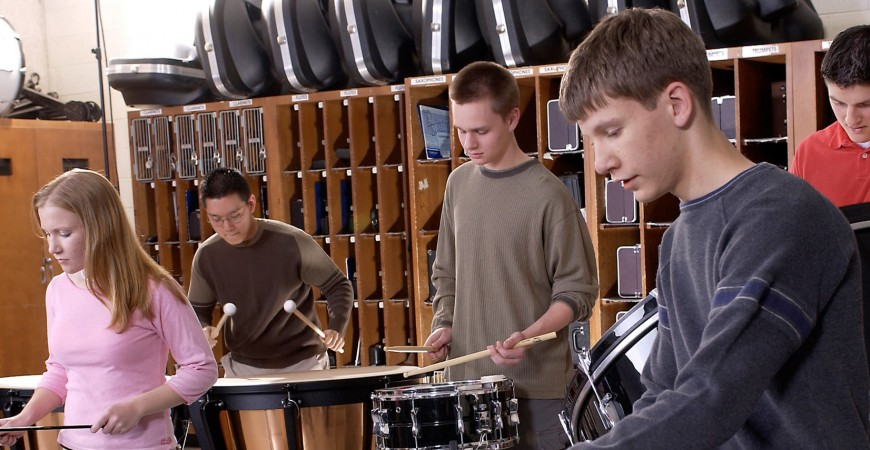About Percussion