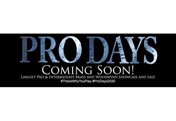 St. John's Music Pro Days
